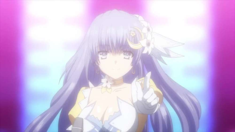 Date A Live, Screenshot