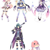 Moero Chronicle, Video Games