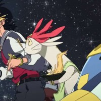 Screenshot, Space Dandy