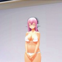 Screenshot, Super Sonico, Video Games
