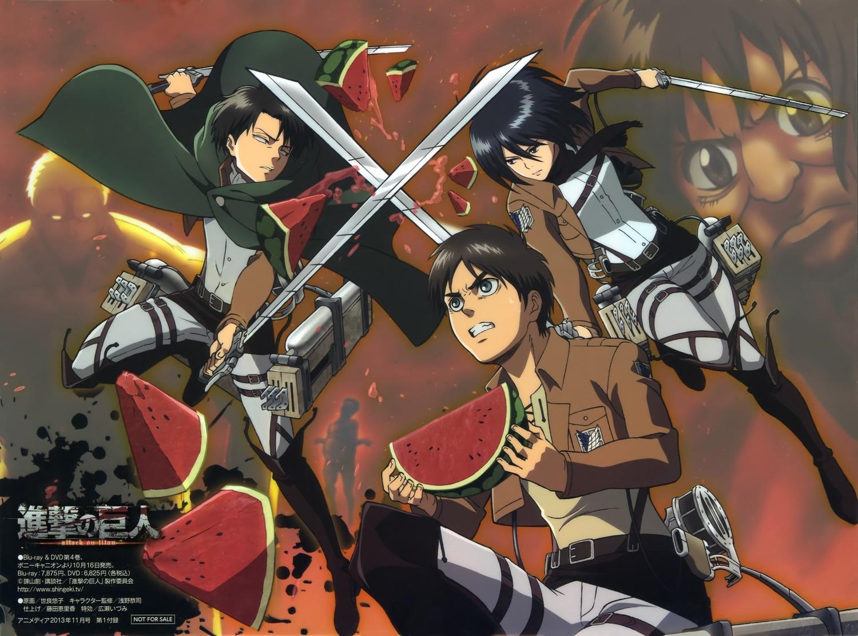 El manga de Shingeki no Kyojin terminará en 3 años