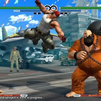 King of Fighters, Screenshot, Video Games