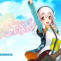 Anime Wallpaper, Anime Girl, Super Sonico