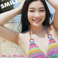 Adachi Rika (足立梨花), Bikini, Magazine