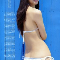 Adachi Rika (足立梨花), Bikini