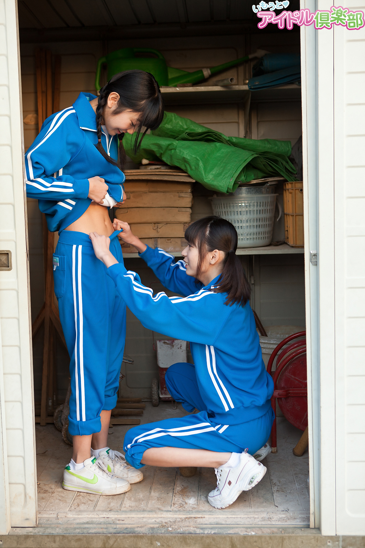 gravure promotion pictures, Makihara Ayu (牧原あゆ), Shiina Momo ...