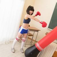 gravure promotion pictures, Sawamura Risa (沢村りさ)