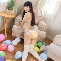 gravure promotion pictures, Takanashi Ai (高梨あい)