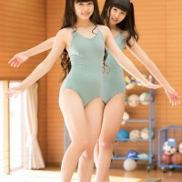 Aino Kirara (愛乃きらら), gravure promotion pictures, Miyamaru Kurumi (宮丸くるみ)