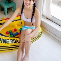 gravure promotion pictures, Takeshita Miu (竹下美羽)