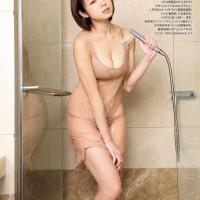 FRIDAY magazine, Magazine, Nakamura Shizuka (中村静香)