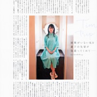 ANGERME (アンジュルム), Kamikokuryou Moe (上國料萌衣), Magazine