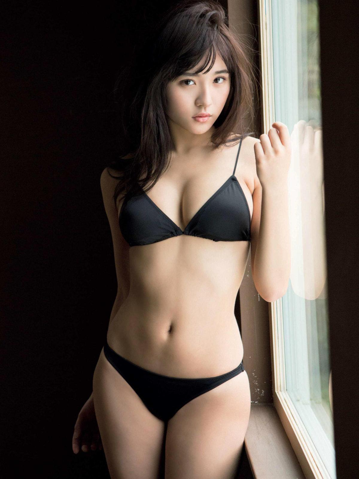 Asakawa Nana (浅川梨奈), Bikini, FRIDAY magazine, Magazine, Oppai, SUPER☆GiRLS