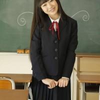 Ando Honoka (安藤穂乃果), gravure promotion pictures