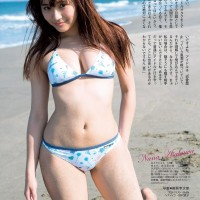 Asakawa Nana (浅川梨奈), Magazine, Oppai, SUPER☆GiRLS