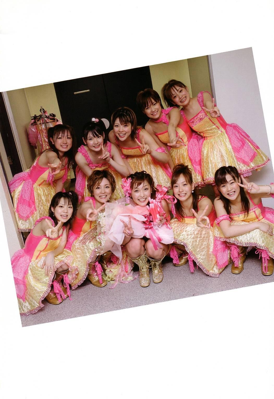Hello! Project (ハロー!プロジェクト), Ishikawa Rika (石川梨華), Morning Musume (モーニング娘。), Photobook