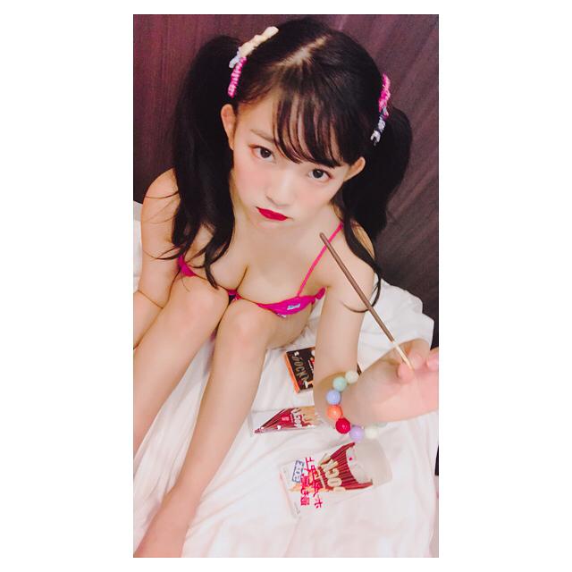 Amaki Jun (天木じゅん), Oppai