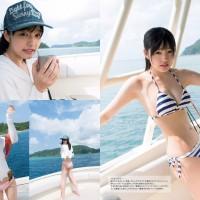 Ando Sakura (安藤咲桜), Oppai, TSURI×BIT (つりビット), Weekly Playboy Magazine