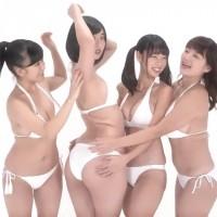 Amaki Jun (天木じゅん), Aoyama Hikaru (青山ひかる), Oppai, Screenshot