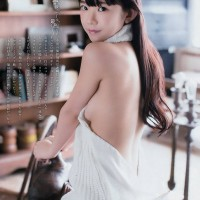 Big Comic Spirits, Magazine, Nagasawa Marina (長澤茉里奈), Oppai