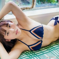 Asakawa Nana (浅川梨奈), Magazine, SUPER☆GiRLS, Young Animal