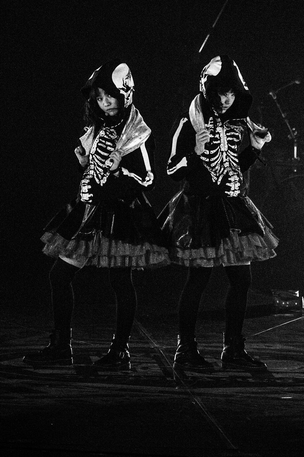 Babymetal kikkawa you mizuno yui nakamoto suzuka