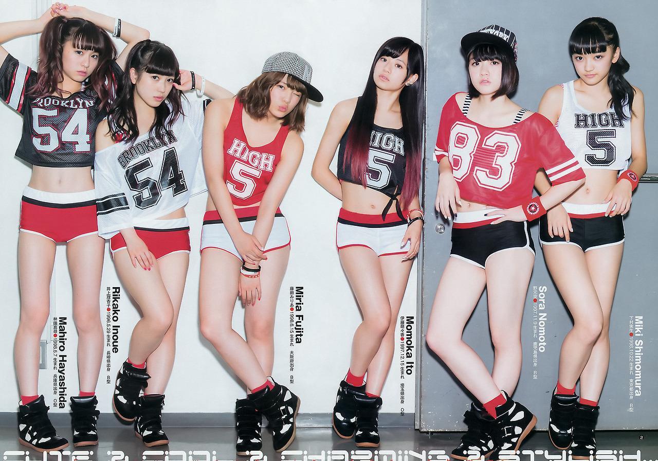 Fairies en la Weekly Young Jump magazine (2014 No.40)