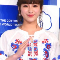Press conference, Taira Yuna