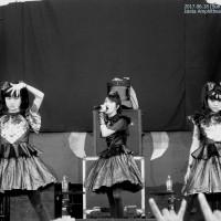 BABYMETAL, Concert, Kikuchi Moa, Mizuno Yui (水野由結), Nakamoto Suzuka (中元すず香)