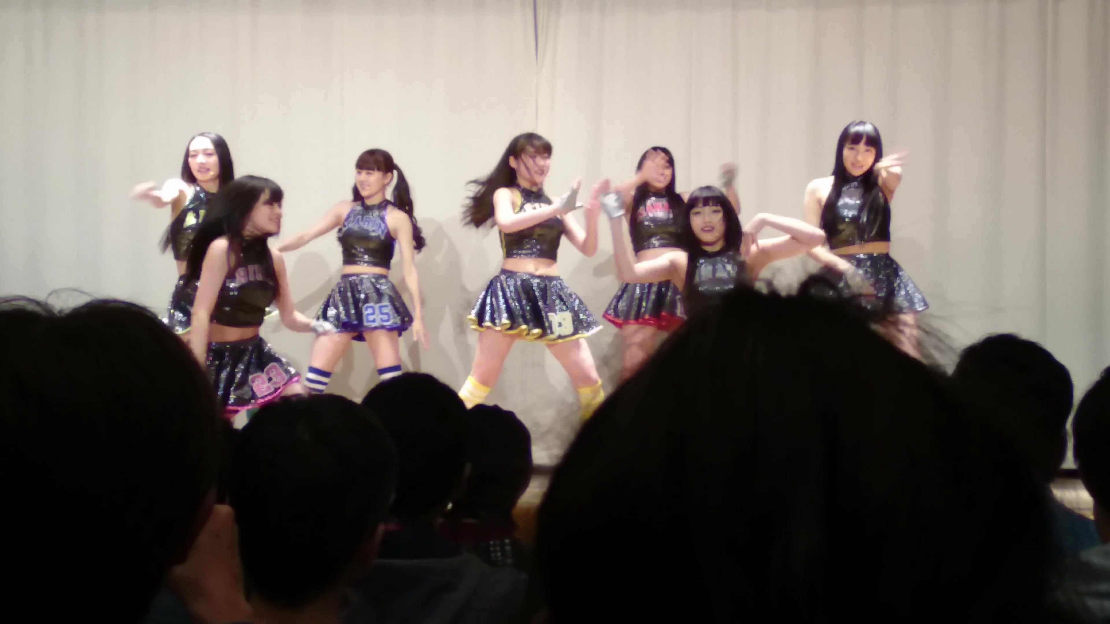 Haraeki Stage A (原駅ステージA), Screenshot, Taya Nanako (田谷菜々子)