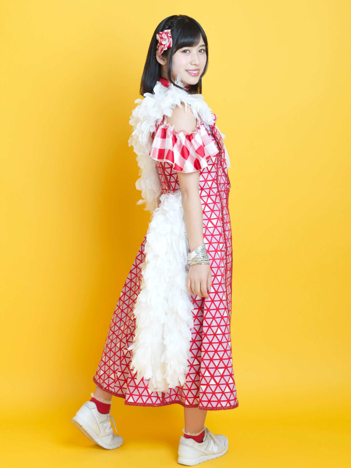 Magazine, Sengoku Minami, Up Up Girls (Kari)