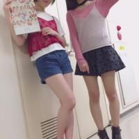 Iikubo Haruna, Kudo Haruka, Morning Musume