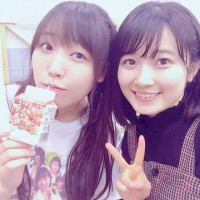 Fukumura Mizuki (譜久村聖), Morito Chisaki (森戸知沙希), Morning Musume (モーニング娘。)