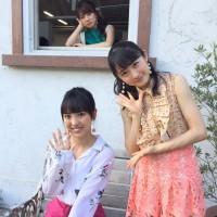 Iikubo Haruna (飯窪春菜), Ishida Ayumi (石田亜佑美), Morito Chisaki (森戸知沙希), Morning Musume (モーニング娘。)