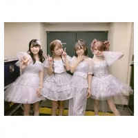 Michishige Sayumi (道重さゆみ), Morning Musume (モーニング娘。), Takahashi Ai (高橋愛), Tanaka Reina (田中れいな), Tsuji Nozomi (辻希美)