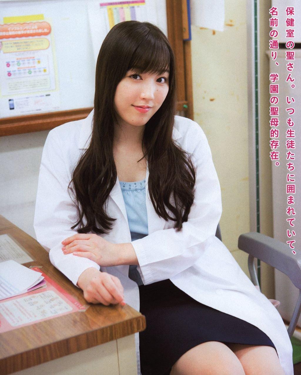 Fukumura Mizuki (譜久村聖), Magazine, Morning Musume (モーニング娘。)