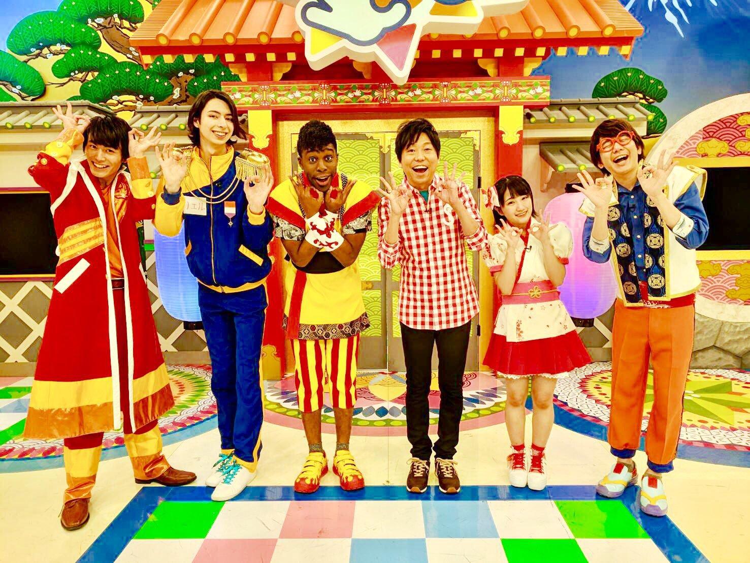 ANGERME (アンジュルム), Funaki Musubu (船木結), Oha Girl