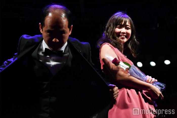 ℃-ute, Press conference, Suzuki Airi (鈴木愛理)