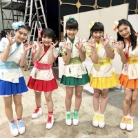 Funaki Musubu (船木結), Oha Girl, Okada Megumi (岡田愛)