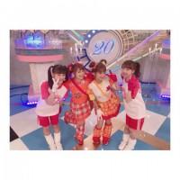 Ishida Ayumi (石田亜佑美), Morning Musume (モーニング娘。), Tsuji Nozomi (辻希美), Yokoyama Reina (横山玲奈)