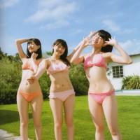 Asakura Kiki (浅倉樹々), Ogata Risa (小片リサ), Onoda Saori (小野田紗栞)