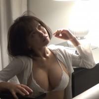 Oppai (おっぱい), Screenshot, Teramoto Rio (寺本莉緒), Young Magazine