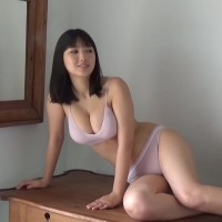 Bikini, Sawaguchi Aika (沢口愛華), Screenshot, Young Magazine