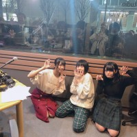 Matoba Karin (的場華鈴), Okada Ayame (岡田彩夢), Shimizu Riko (清水理子)